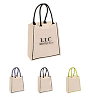 Custom Prime Line® Eco-Friendly Nantucket Tote