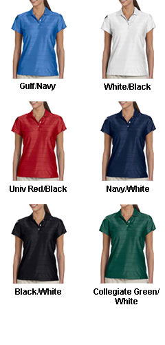 Adidas Golf Womens ClimaCool® Mesh Polo - All Colors
