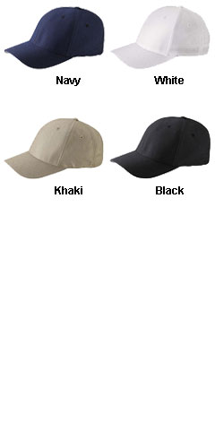 Yupoong Flexfit® Cool & Dry® Tricot Cap - All Colors