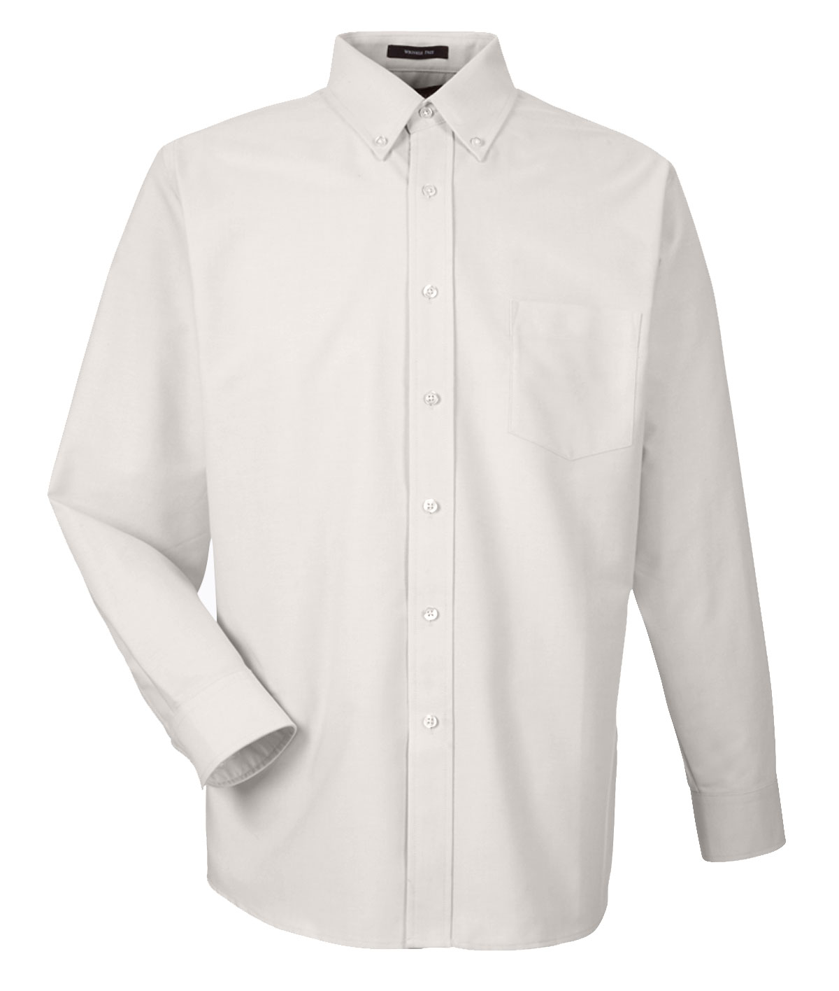 UltraClub Mens  Classic Long-Sleeve Oxford Dress Shirt