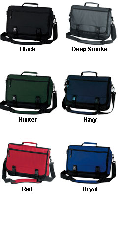 Basic Expandable Briefcase - All Colors