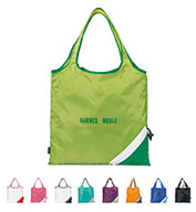 Custom Gemline® Latitudes Foldaway Shopper