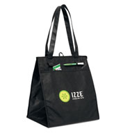 Custom Gemline® Deluxe Insulated Grocery Shopper