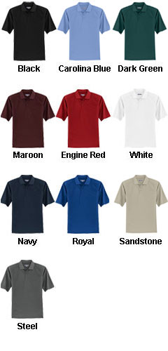Mens Dri-Mesh® Pro Sport Shirt - All Colors