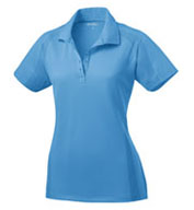 Custom Sport-Tek® Ladies Dri-Mesh® Pro Polo
