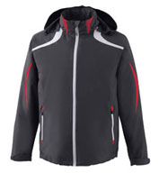 Custom North End Mens Impact Active Lite Colorblock Jacket