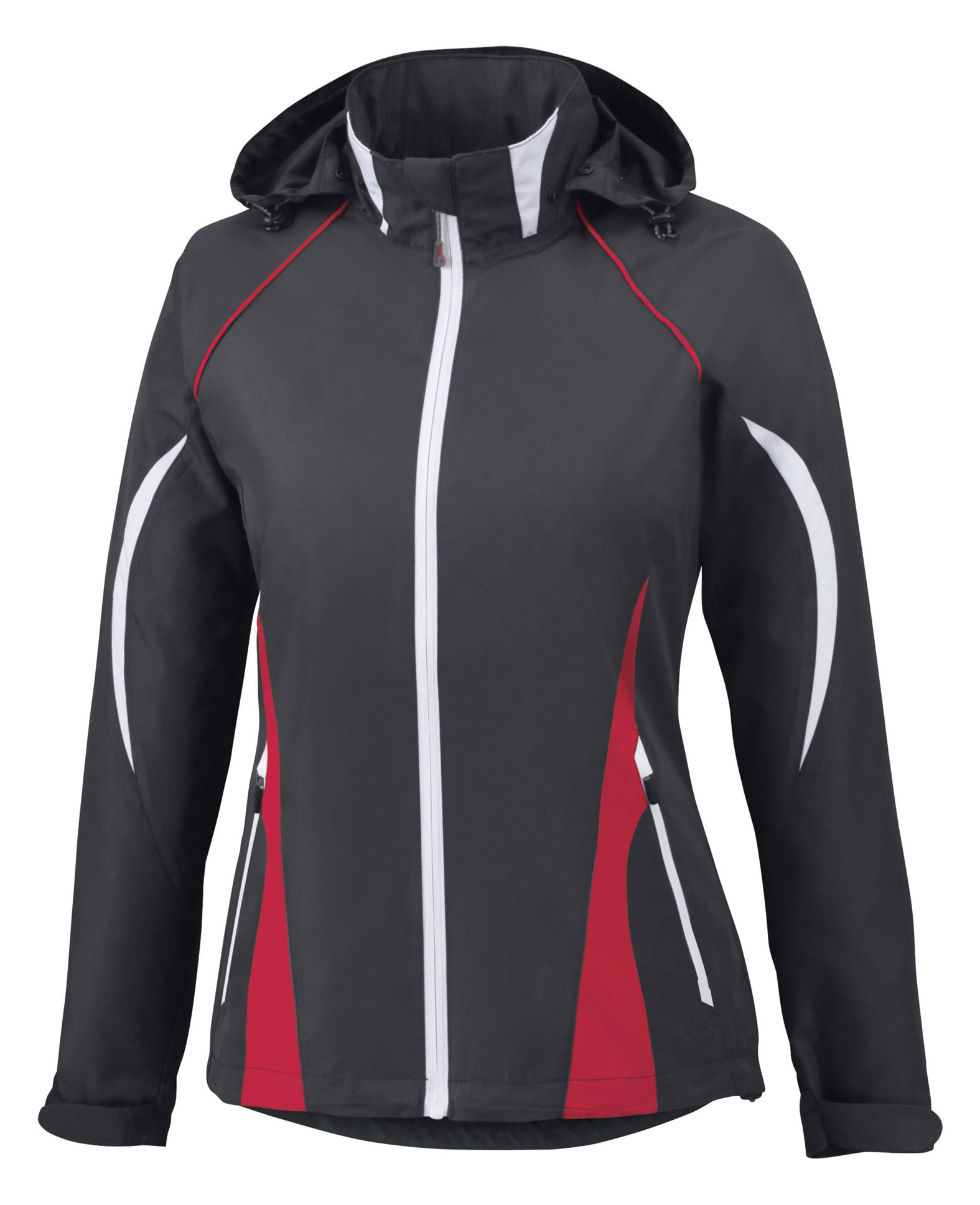 North End Ladies Active Lite Colorblock Jacket