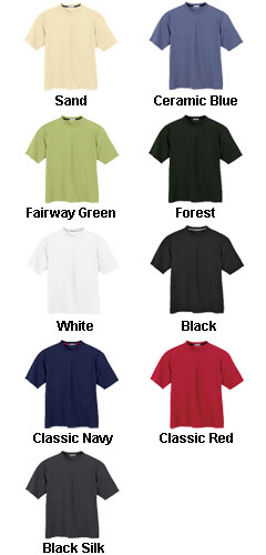 Mens Eperformance Crew Neck T-Shirt - All Colors