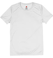 Custom Hanes Ladies 4 oz. Cool Dri® with FreshIQ T-Shirt