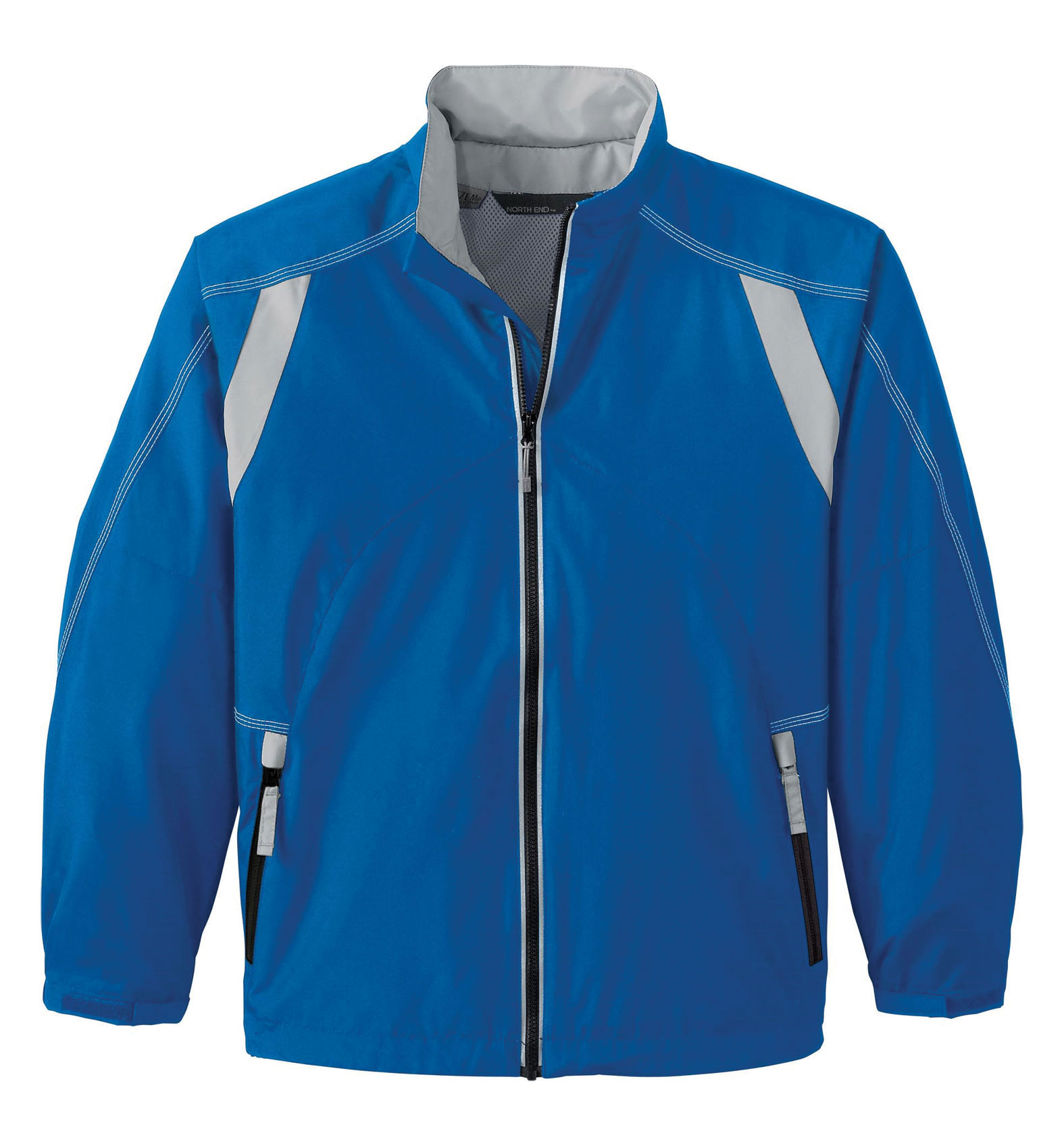 Mens Lightweight Color-Block Jacket