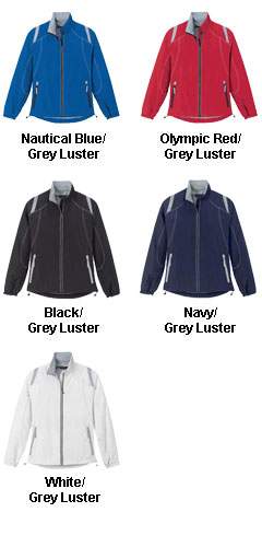 Ladies Lightweight Color-Block Jacket - All Colors