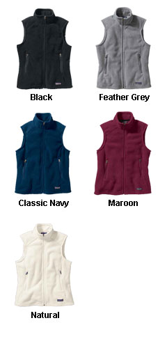 Womens Synchilla® Vest by Patagonia - All Colors