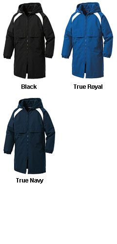 Sport-Tek® - Adult Long Team Parka - All Colors