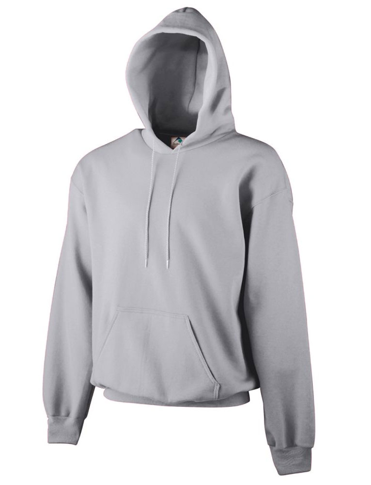 Youth Heavyweight Hooded Sweatshirt