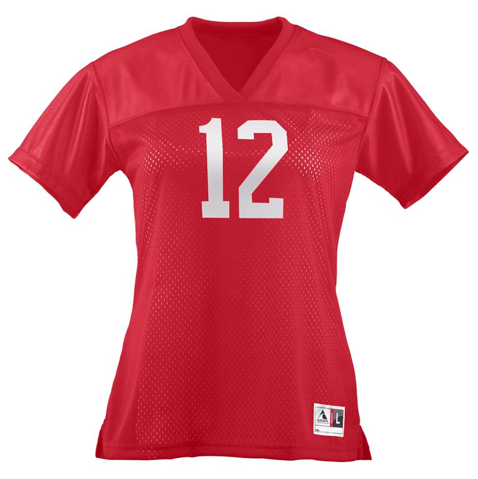 Youth Girls Replica Football Jersey