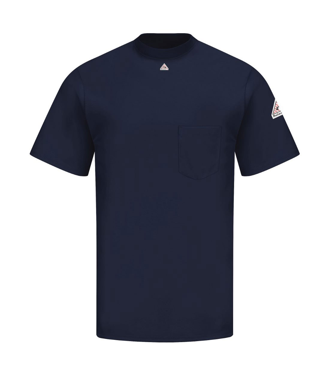 Bulwark® Fire Resistant Knit Short Sleeve T-Shirt