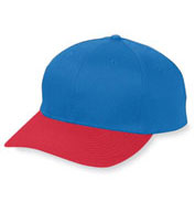 Adult Cotton Twill Low-Profile Cap with Snap Back Closure