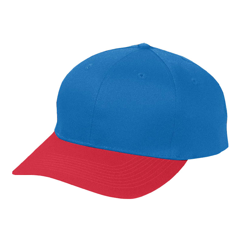 Augusta Adult Cotton Twill Low-Profile Cap