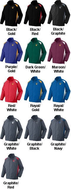 Adult Premier Warm-Up Jacket - All Colors