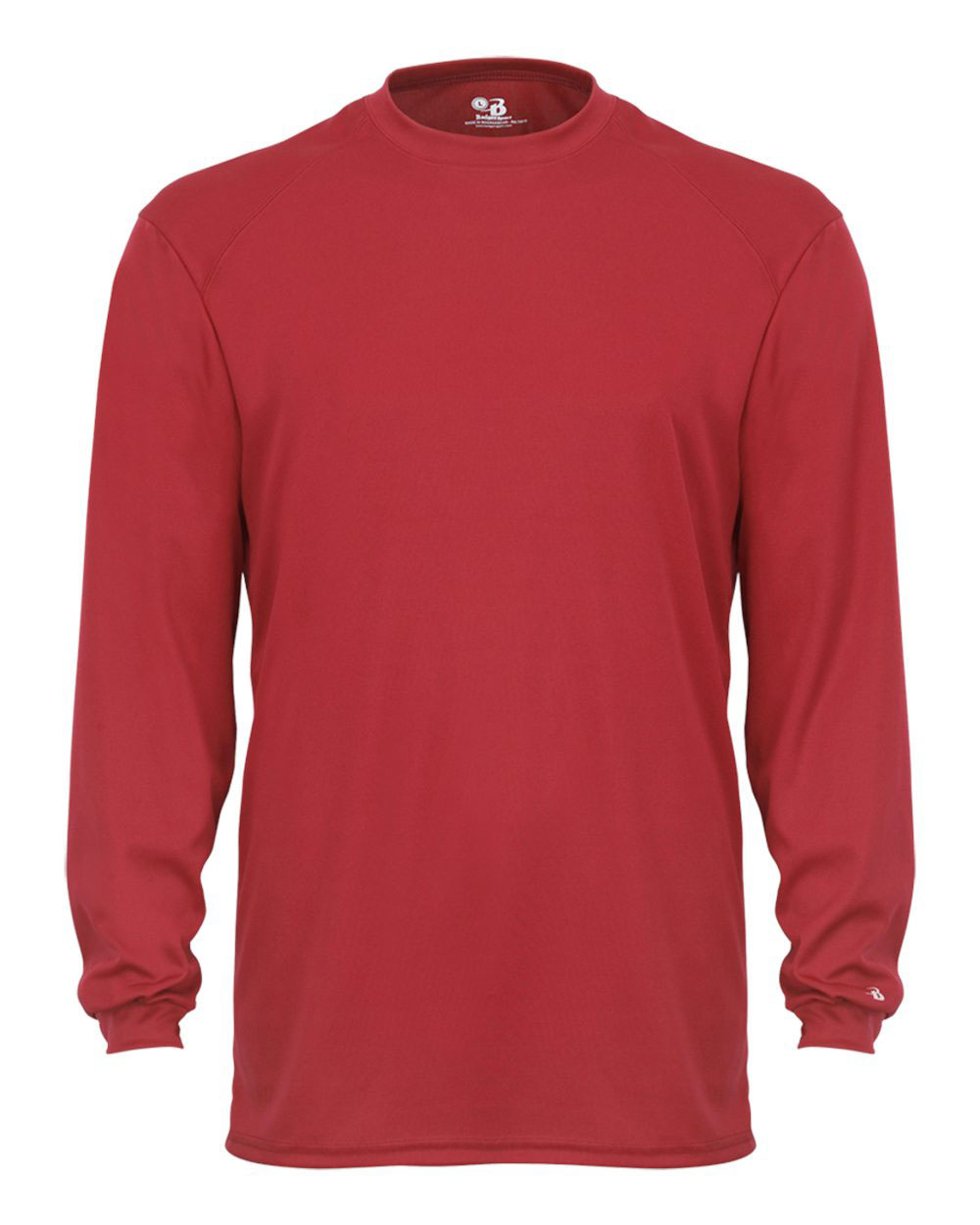 Badger Mens B-Tech Long Sleeve Tee