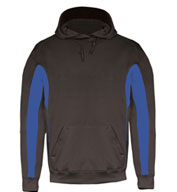Custom Badger Mens Drive Fleece Hoodie