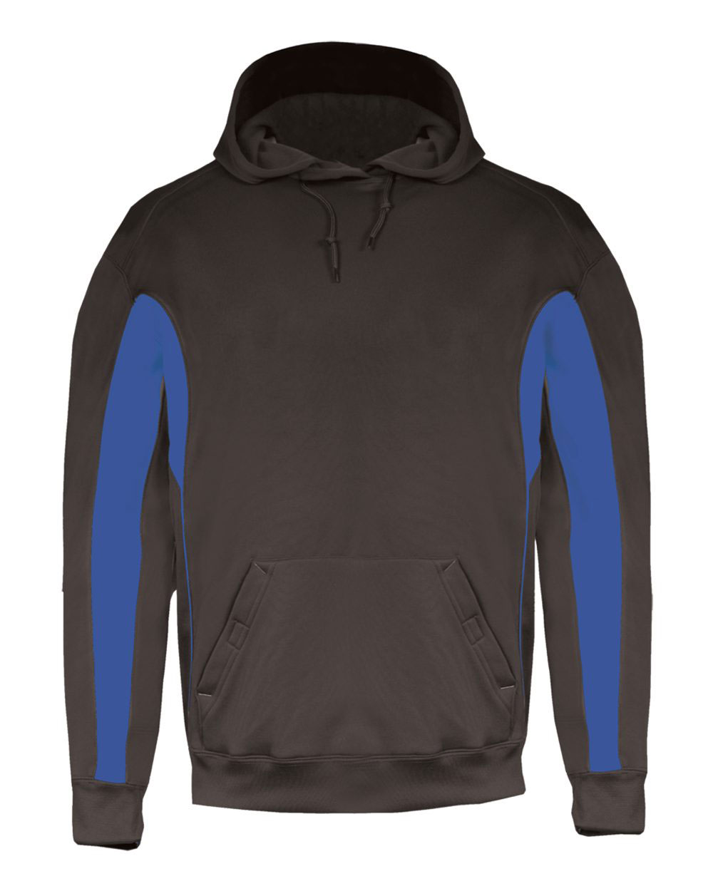 Badger Mens Drive Fleece Hoodie