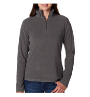 Custom Columbia® - Ladies Crescent Valley™ 1/4-Zip Pullover