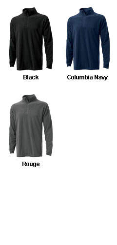 Columbia® - Mens Crescent Valley™ 1/4-Zip Pullover - All Colors