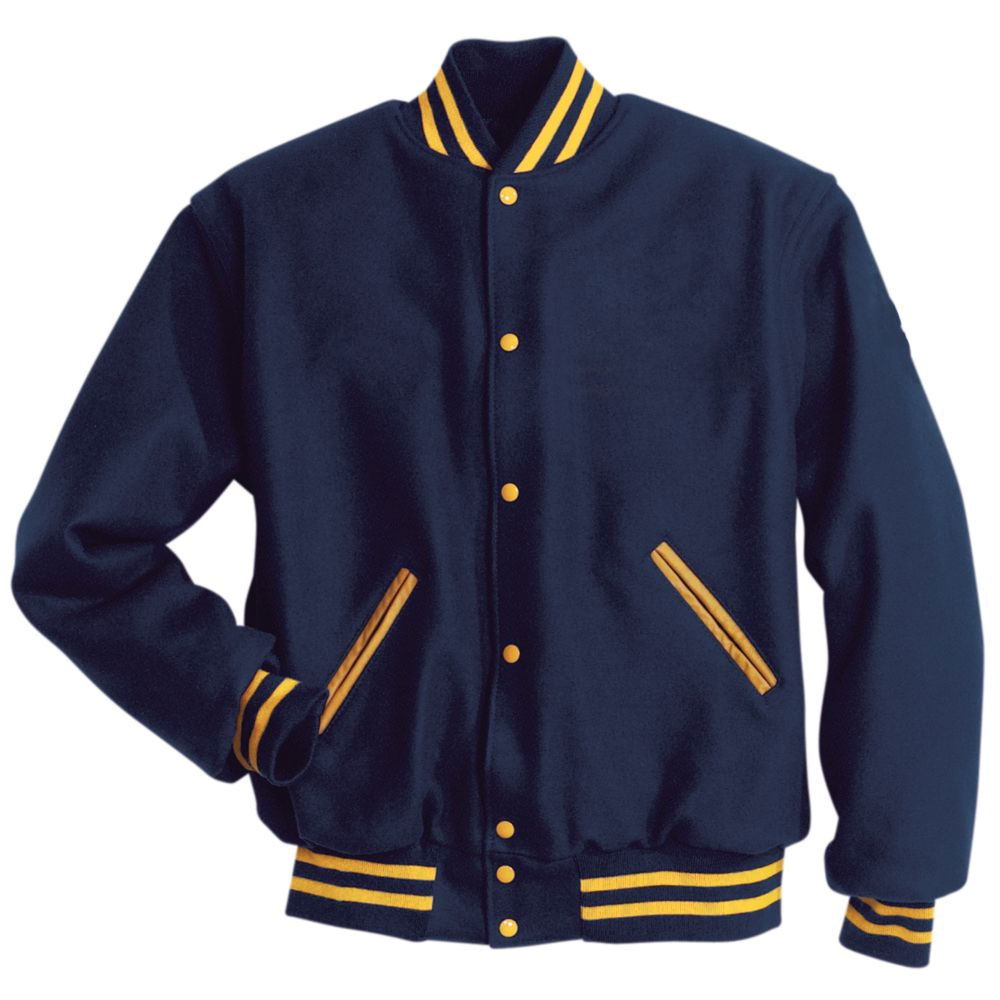 Holloway Adult All Wool Letterman Jacket