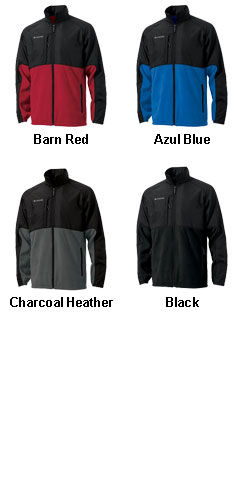Columbia® - Echo Trail™ Jacket - All Colors