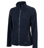 Custom Charles River Womens Boundary Fleece Jacket