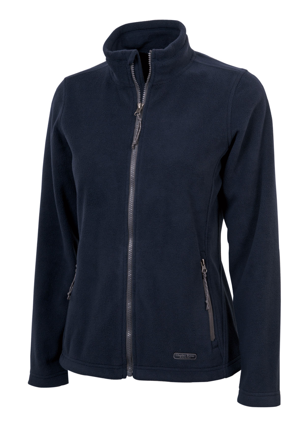 Womens Boundary Fleece Jacket  by Charles River Apparel