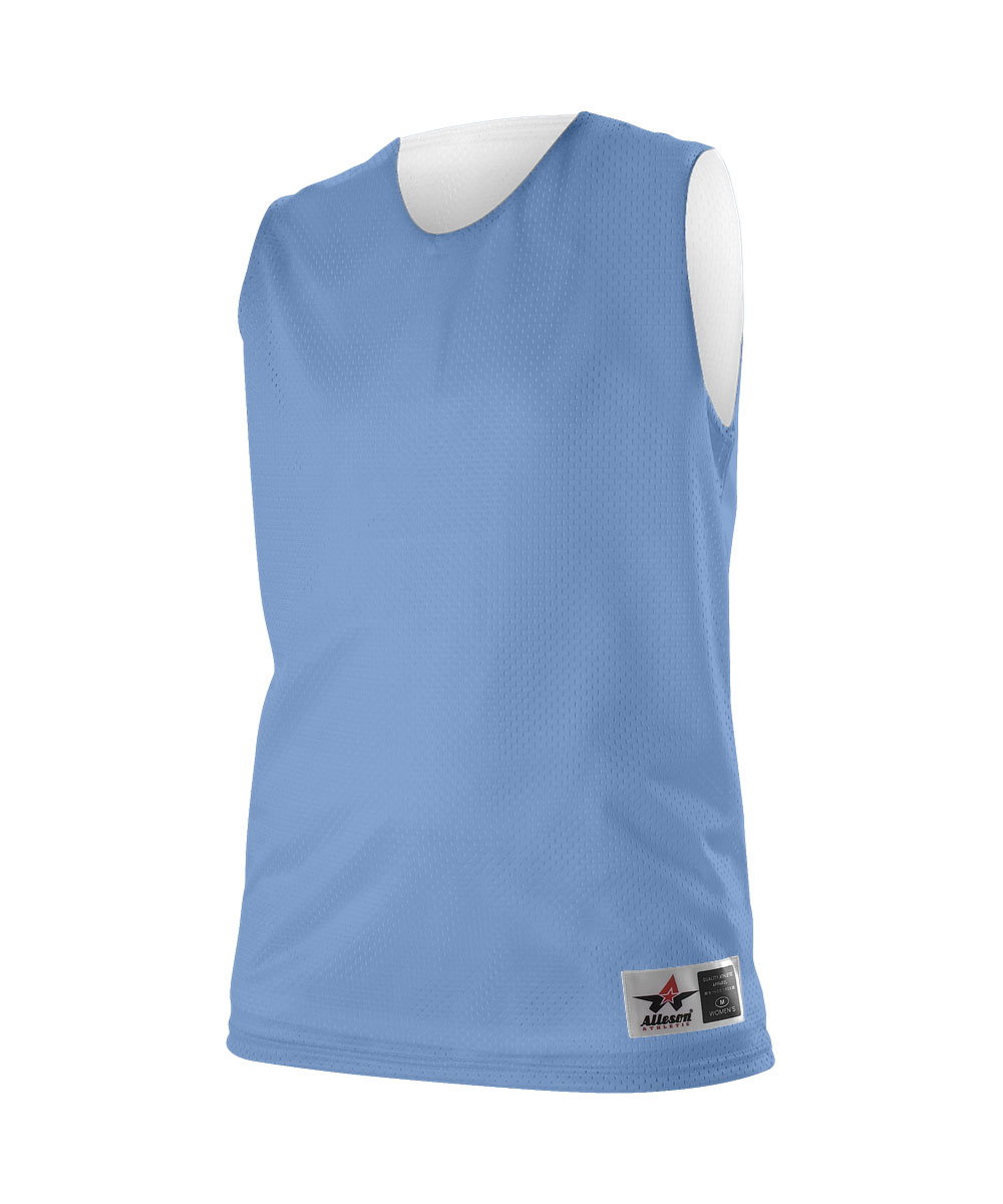 Womens Reversible Mesh Tank By Alleson – Tons of Colors!