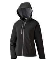 Custom North End Ladies Prospect Soft Shell Jacket