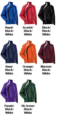 Youth Vanguard Hooded Jacket - All Colors