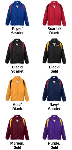 Youth Breeze Jacket - All Colors