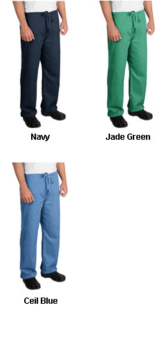 Cornerstone Adult Reversible Scrub Pant - All Colors