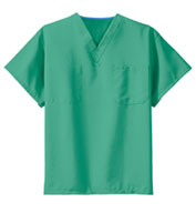 Custom CornerStone Adult Reversible V-Neck Scrub Top