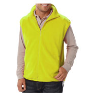 Custom Adult Polar Fleece Vest