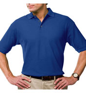 Mens Moisture Wicking Polo
