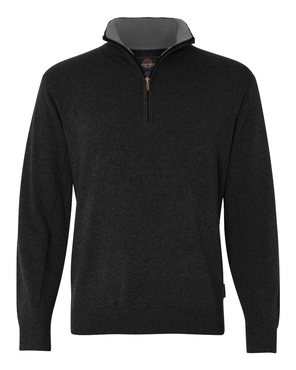 Weatherproof  Heathland 1/4 Zip Sweater