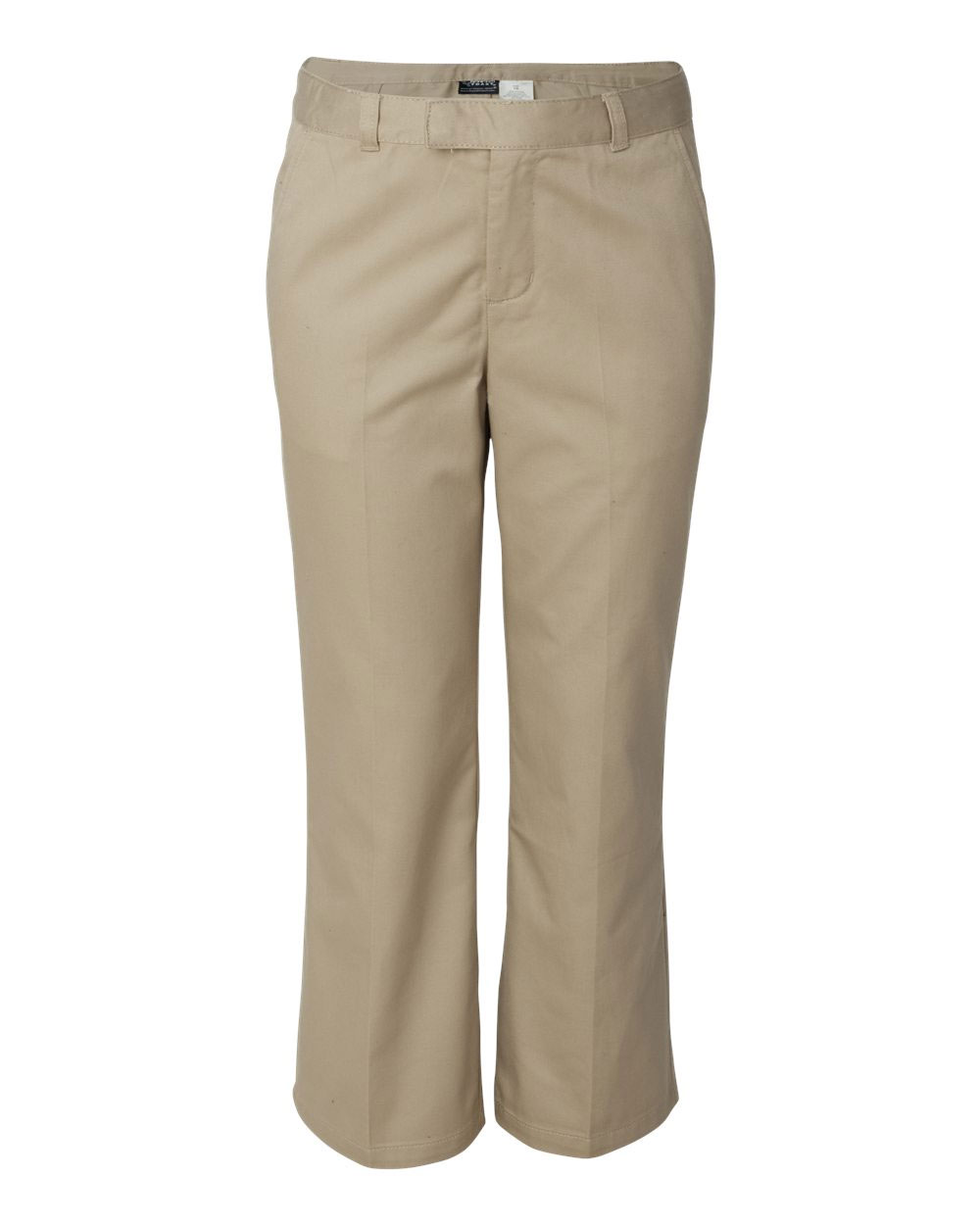 French Toast - Girls Plain Front Pant