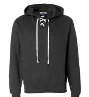 Custom Weatherproof®  Adult Hooded Hockey Sweatshirt