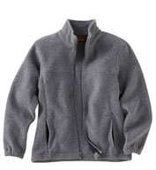 Youth 8 oz. Full-Zip Fleece