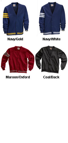 Retro Rugby Cardigans - All Colors