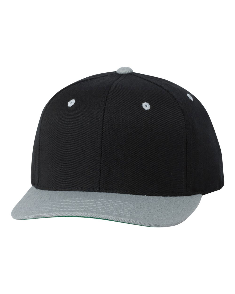 Classic Snapback Cap by Yupoong