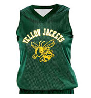 Custom Womens Fadeaway Reversible Basketball Jersey