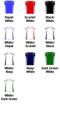 Womens Cobra Volleyball Jersey - All Colors