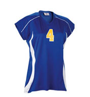 Custom Youth Girls Cobra Volleyball Jersey