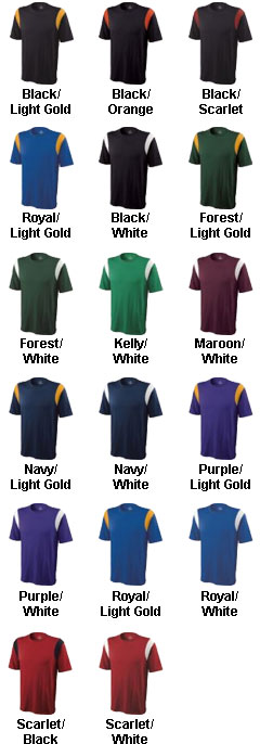 Youth Rush Fan Jersey - All Colors